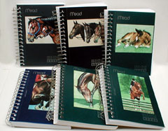 Large Horse Notebooks