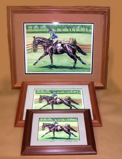 Horse Framed Prints